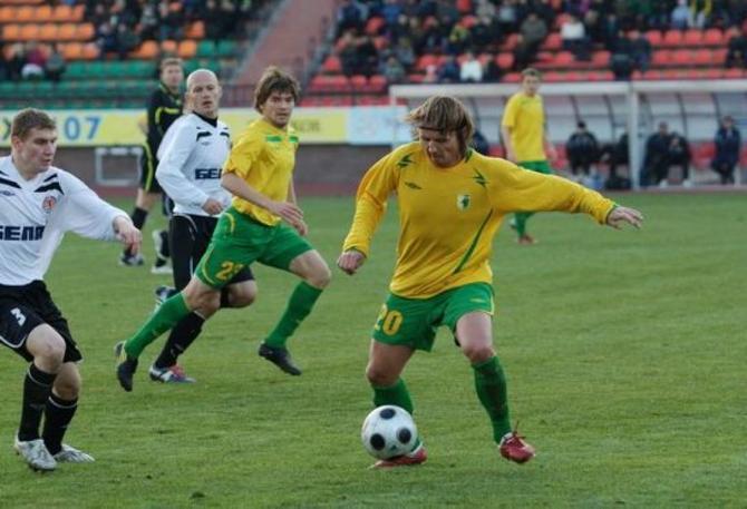Мариан Слука сразу же стал заметной фигурой в составе