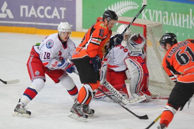Солигорцы Виктор Андрущенко и Илья Камбович в январе активно набирали очки