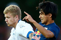 Минское «Динамо» вышло в групповой раунд Лиги Европы