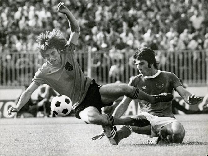 Берт ван Марвейк когда-то сам играл за сборную Голландии