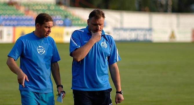 Сергей Яромко и Владимир Гольмак могут поспорить, но не забывают о нормальных человеческих отношениях