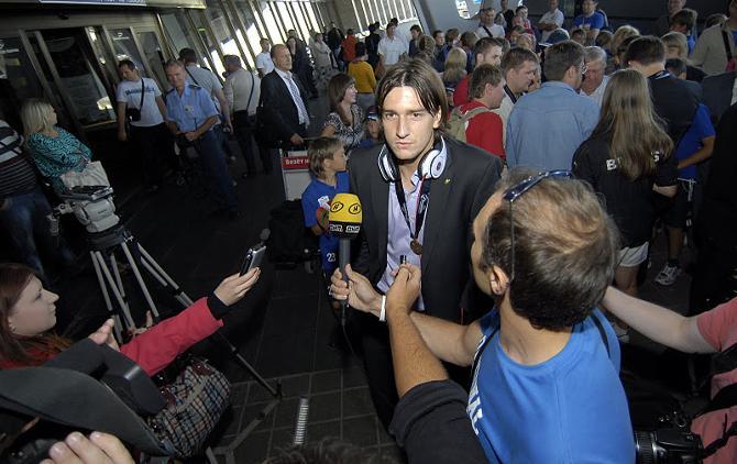 В БАТЭ к Егору Филипенко вернулась уверенность