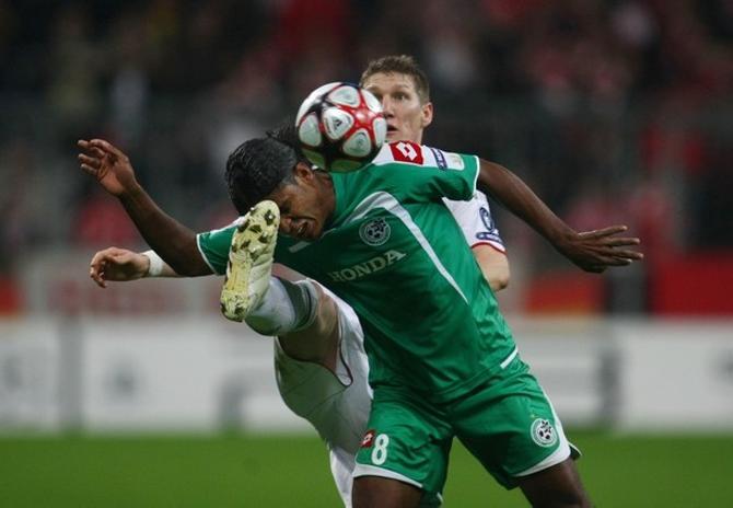 В прошлом евросезоне «Маккаби» играл в Лиге чемпионов.