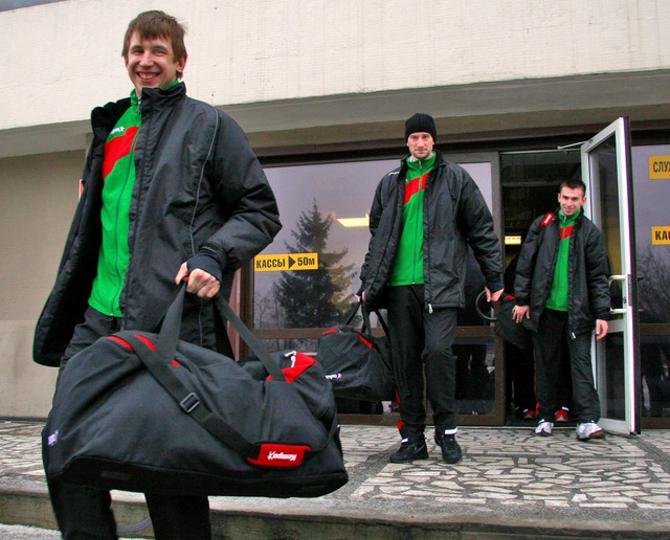 Еще недавно Горбок выступал в сборной Беларуси, но семья настояла на очередном отказе