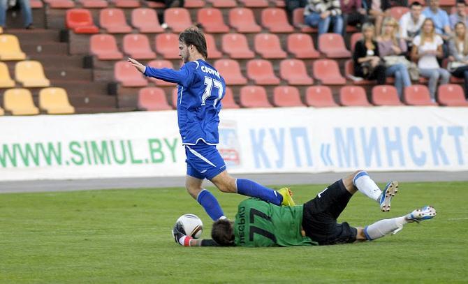Ярослав Сворак считает, что этот эпизод должен был завершиться назначением пенальти