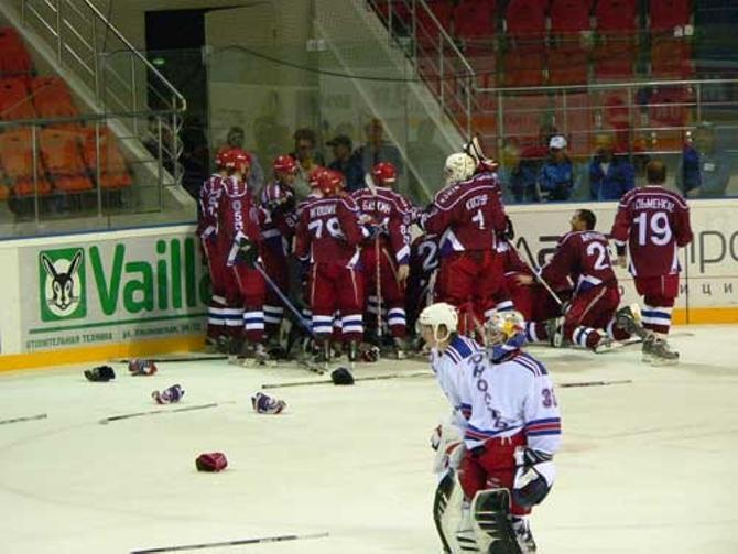 Когда-то «Керамин» был сильнейшим клубом Беларуси.