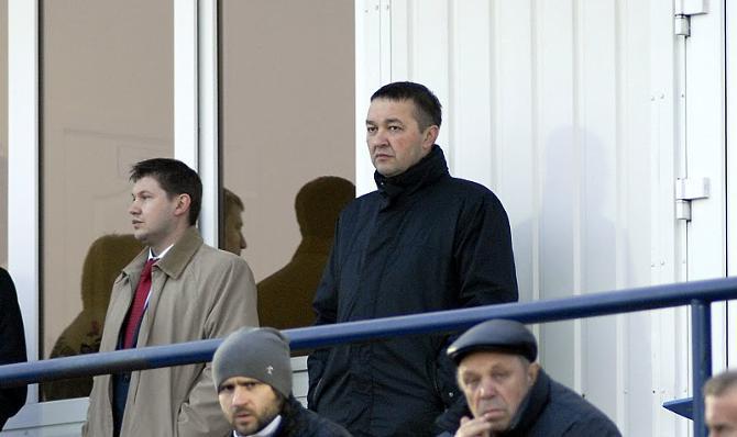 Анатолий Капский охарактеризовал старт БАТЭ в сезоне как обычный
