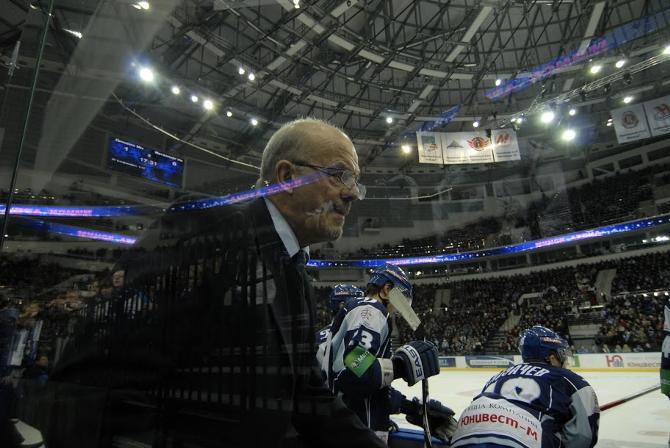 «Матерый волк» Марек Сикора наверняка видит путь, которым «Динамо» пройдет в плей-офф.