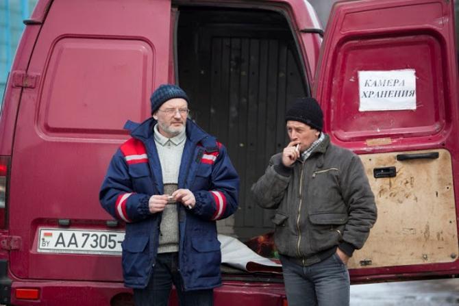 Антураж Кубка Беларуси продолжает удивлять.