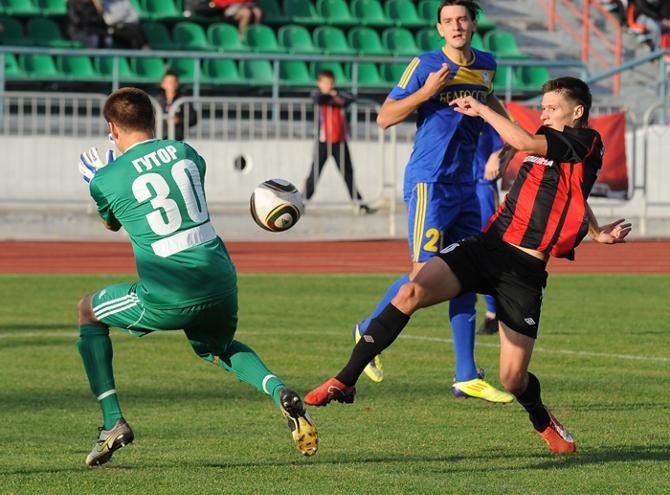 Егору Зубовичу удалось принести своей команде рейтинговую ничью