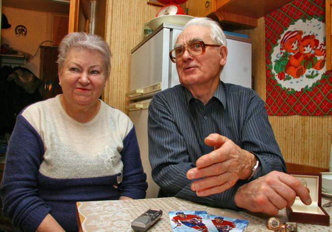 У Зои Михайловны и Александра Кузьмича родилась правнучка.