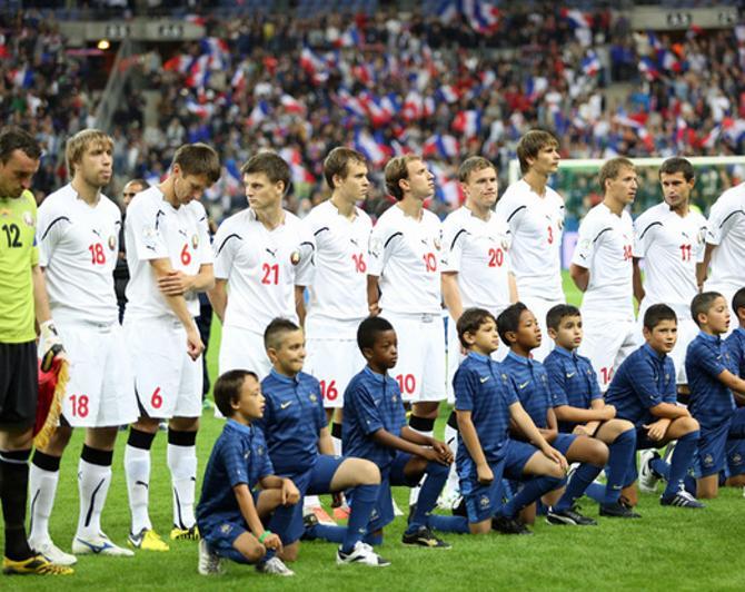 Пока сборной Георгия Кондратьева не хватает яркости и осмысленности целей