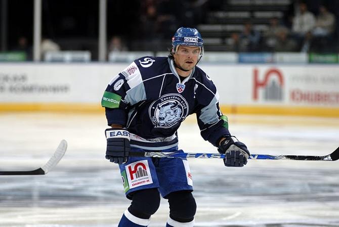 Андрей Михалев один из немногих, кто проводит в «Динамо» третий сезон.