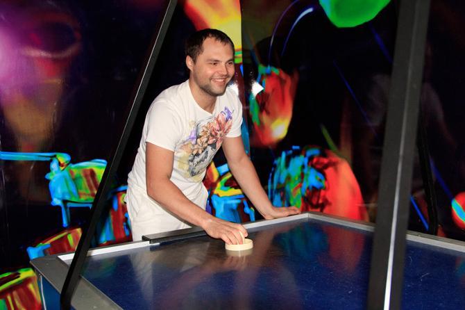 Андрей Антонов не может долго сидеть без тренировок