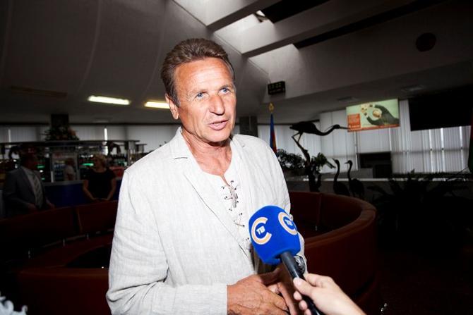 По мнению Владимира Шантаровича, белорусская команда на Олимпиаде выступила не провально.