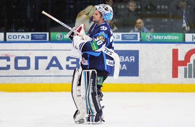 Ларс Хауген долго ждал своего шанса и в итоге стал лучшим вратарем «Динамо»