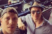 «Пришли на скачки с лучшим другом». Новые фото энхаэловцев в Instagram