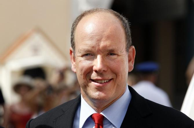 Князь Монако Альбер II участвовал в пяти Олимпиадах