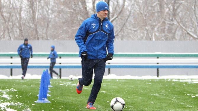 Самарский филиал сборной Беларуси прирос Станиславом Драгуном