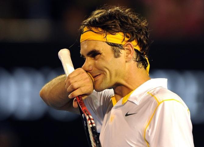 Роджер Федерер вылетел из турнира сразу вслед за Рафаэлем Надалем.