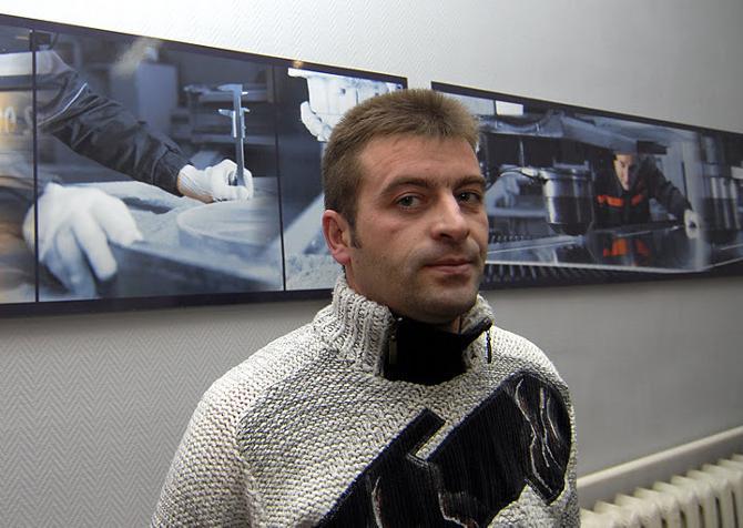 Олег Алешкевич не хочет продавать трофенйую майку Альбертини
