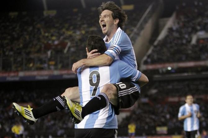 Лионель Месси стал капитаном сборной Аргентины.