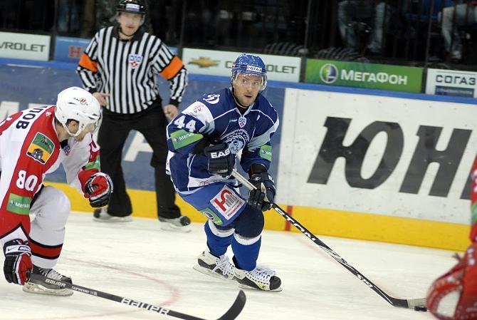Сергей Варламов получал меньше игрового времени, чем он хотел бы.