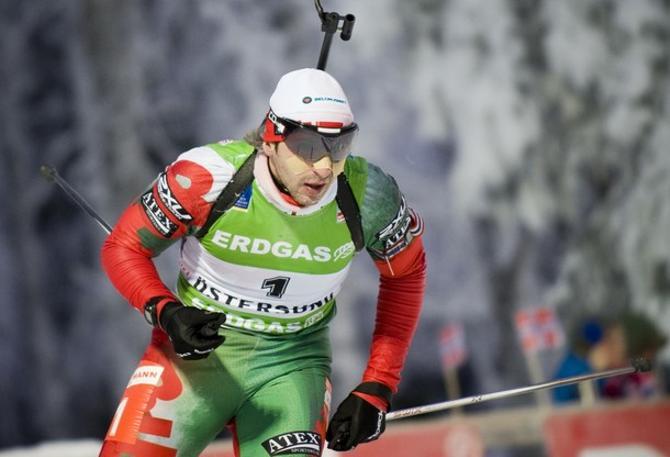 Евгений Абраменко постепенно становится лидером белорусской команды