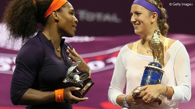 Нестандартная ситуация – Серена №1, а титул выиграл кто-то другой