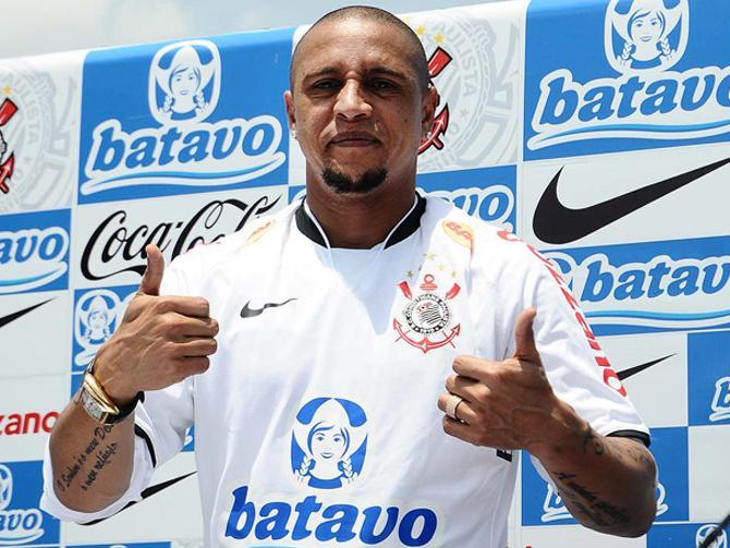 Роберто Карлос во всем ищет позитив.