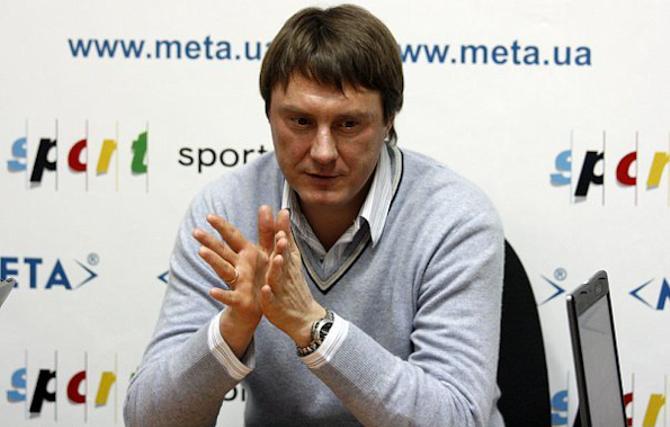 В молодежной команде киевского
