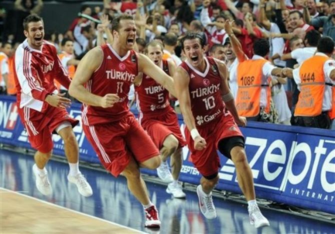Турция только что вышла в финал домашнего чемпионата мира.