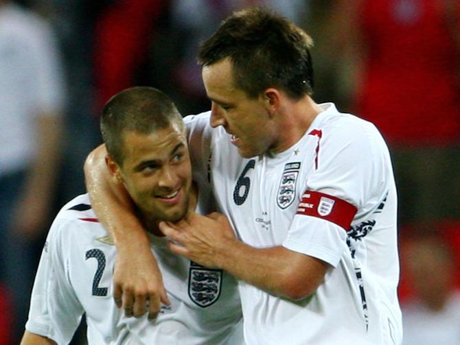 Джон Терри вновь стал капитаном сборной Англии.