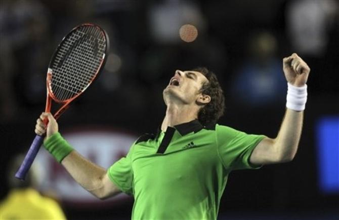 Энди Маррей может радоваться, что в финале ему предстоит встретиться с Новаком Джоковичем, а не Роджером Федерером.