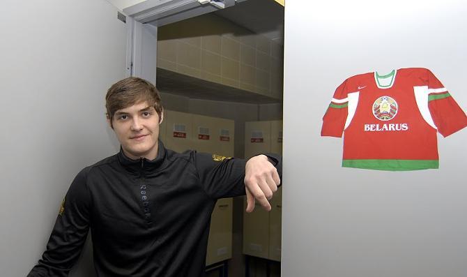 В национальной сборной Романа Граборенко приняли хорошо.