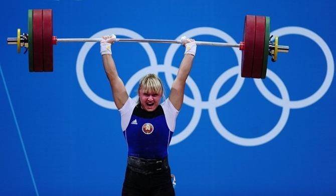 Марина Шкерманкова занесла свое имя в историю белорусского спорта