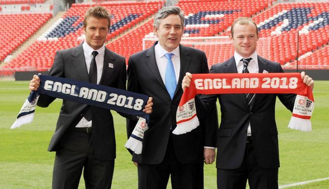 Помочь Англии не смогли ни Дэвид Бекхэм,ни премьер-министр Гордон Браун, ни Уэйн Руни.