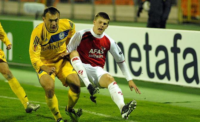 Голландцам против Александра Юревича играть было тяжело. Хотя не только против него...