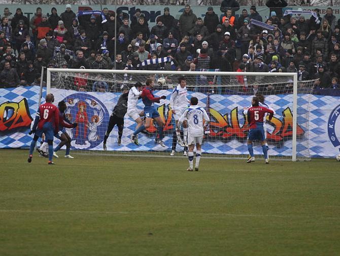 Кирилл Павлючек голом в ворота своей бывшей команды помог нынешней.