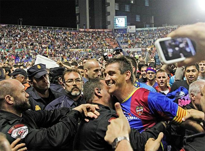 Много голов, сейвов, слов и внимания к грандам - очередной сезон Ла Лиги подошел к концу.
