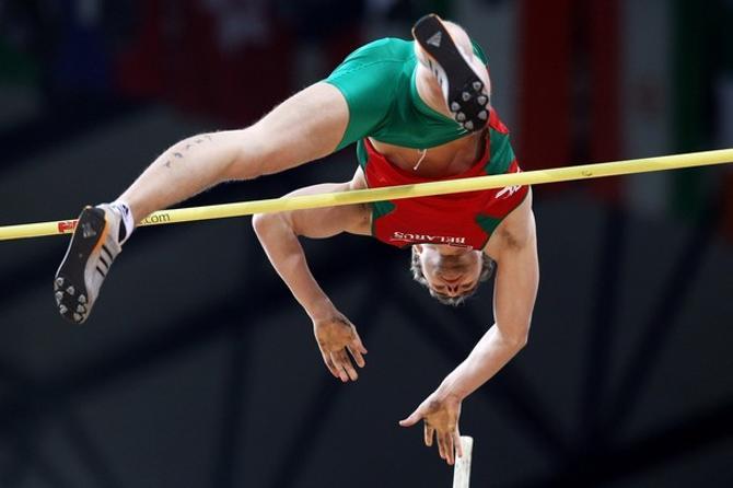 Андрей Кравченко снова на высоте.