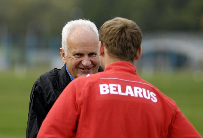 Бернд Штанге проявил в сборной  великолепные менеджерские способности и не самые выдающиеся тренерские