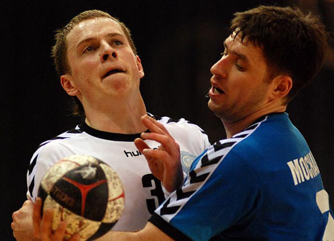 Денис Рутенко сейчас один из лидеров «Динамо».