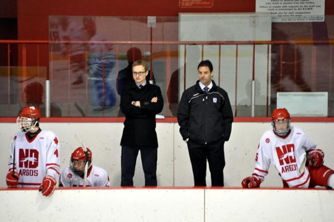 Артур Рекшта в Канаде перебрался на тренерский мостик