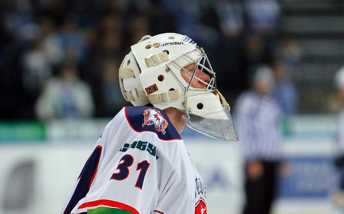 Виталий Коваль в свой последний приезд в Минск провел «сухой» матч