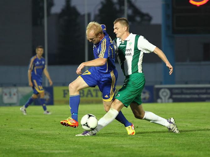 Павел Кирильчик не считает, что игра в Борисове получилась пресной