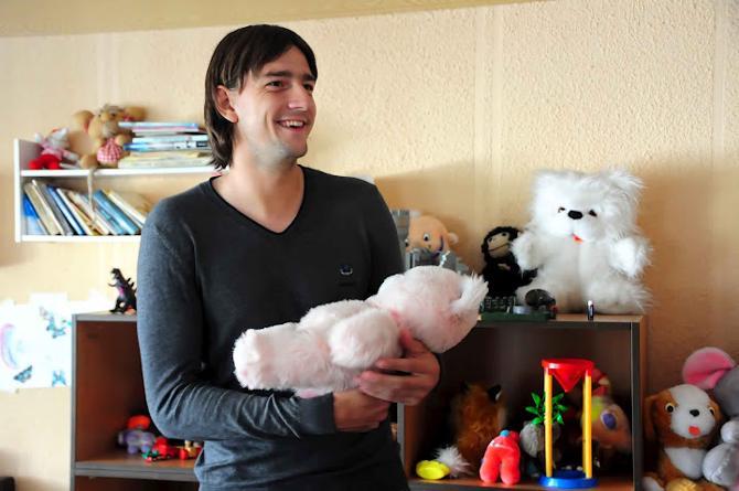 Судя по результатам теста, Егор Филипенко будет хорошим отцом
