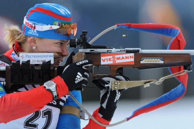 Ольга Вилухина может стать новым лидером сборной России.