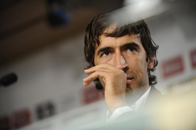 Рауль не прощается с «Реалом», но даже расставаться на время больно.