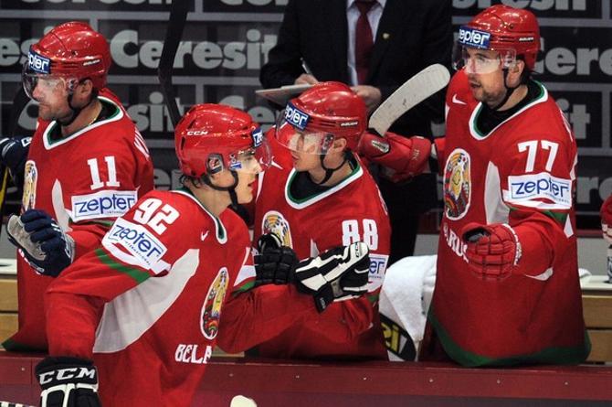 Матч с казахами оказался для белорусов победным.